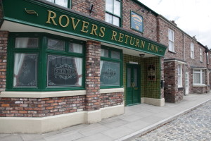 The famous 'Rovers Return'